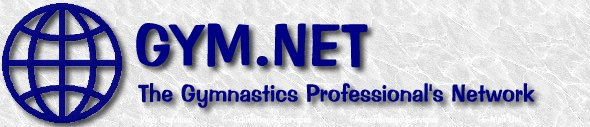Gym.Net - The Gymnastics Professional's Network of web design and coaches training and safety education.